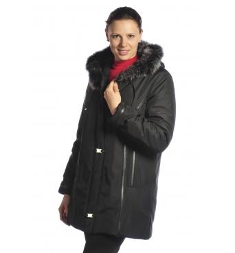 Dámská bunda ISABELL - pravá kožešina