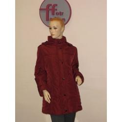 Marella - dámský kabát vínový