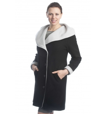 dámský kabát Paryž