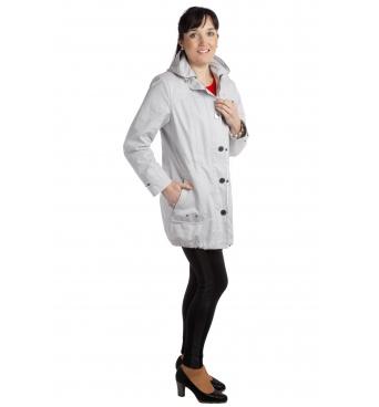 Alexa - dámská dlouhá jarní bunda
