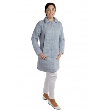 Apolena - dámská retro bunda dlouhá
