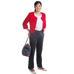 KR - dámské kalhoty len