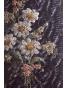MD1634 - dámské šaty bílý květ