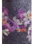 MD1637 - dámské šaty fialový květ