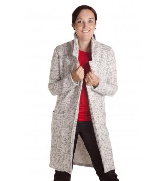 Marlena  - dámský dlouhý kardigan