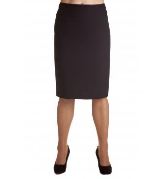 0154 - dámská klasická sukně