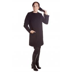 P 2/1 - dámský kabát chanel černý