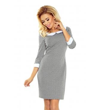 111-4 - dámské šaty Kolombína