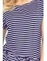 139-1 - dámské šaty námořnický proužek