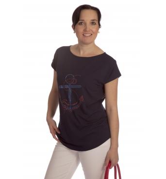 M9230 - dámské tričko kotva