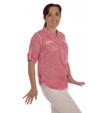 Fart 9 - dámská halenka polo jeans
