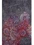 MD - dámské šaty fialové květy
