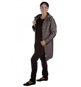 U-459 - dámský dlouhý přechodový kabát