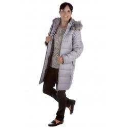 DB 2/18 - Nicole - dámská dlouhá zimní bunda