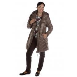 DB 1/18 -Skos - dámský dlouhý zimní kabát