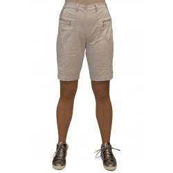 AST2030 - dámské šortky světle šedé