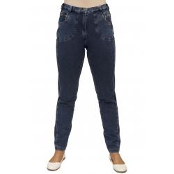AST2028J - dámské džínové kalhoty tmavě modré