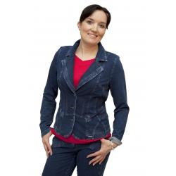 AST1046J - dámské džínové sako