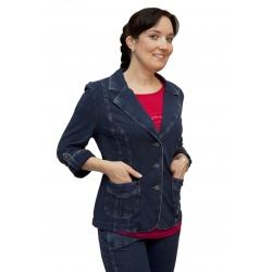 AST1055J - dámské džínové sako