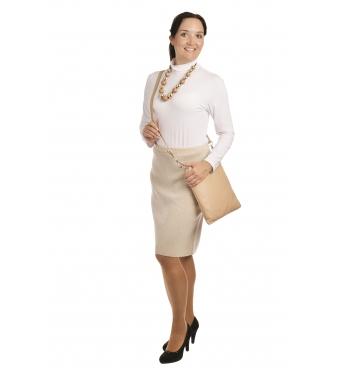AL1750 - dámská  sukně do gumy