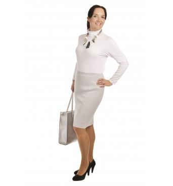 AL1767 - dámská  sukně do gumy