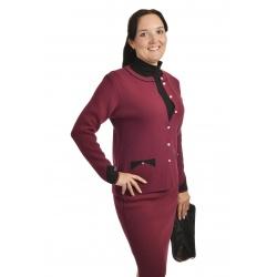 AL1981 - dámský úpletový kabátek