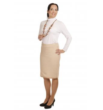 AL1158 - dámská  sukně vzor do gumy
