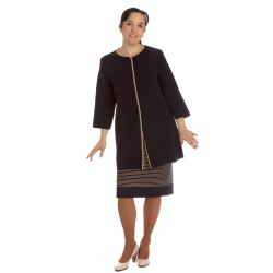 Montiano - dámský společenský kabát