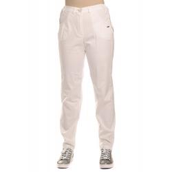 AST2032 - dámské  bílé bavlněné kalhoty