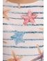K020-106T - dámské tričko mořské hvězdice