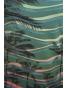 K020-135 - dámské tričko zelené palmy