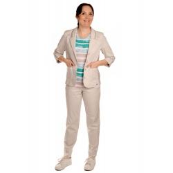 AST1062+2032 - dámský bavlněný Safari kostým