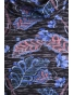 K020-894G - dámský rolák barevné listy