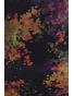 S215-530 - dámské šaty barevné podzimní listí