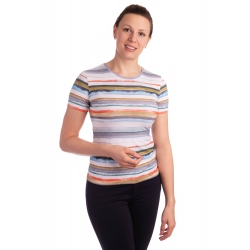 K021-315 - dámské tričko proužky