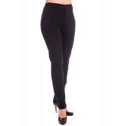 Lafei-Nier - dámské černé elegantní kalhoty