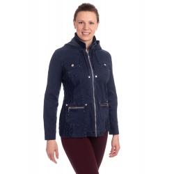 Lafei-Nier - dámská modrá džínová bunda